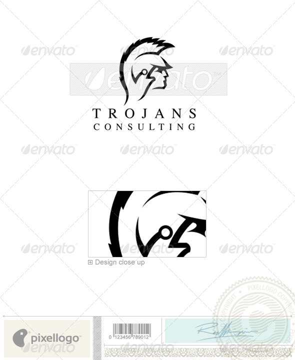 Business & Finance Logo - 630 - Humans Logo Templates