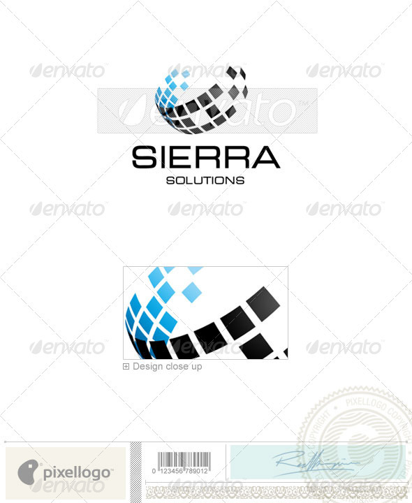 Business & Finance Logo - 15 - Vector Abstract