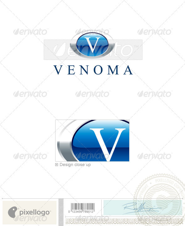 Transport Logo - 1752 - Letters Logo Templates