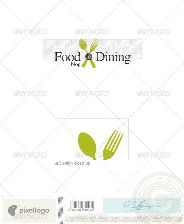 Activities & Leisure Logo - 1984 - Food Logo Templates