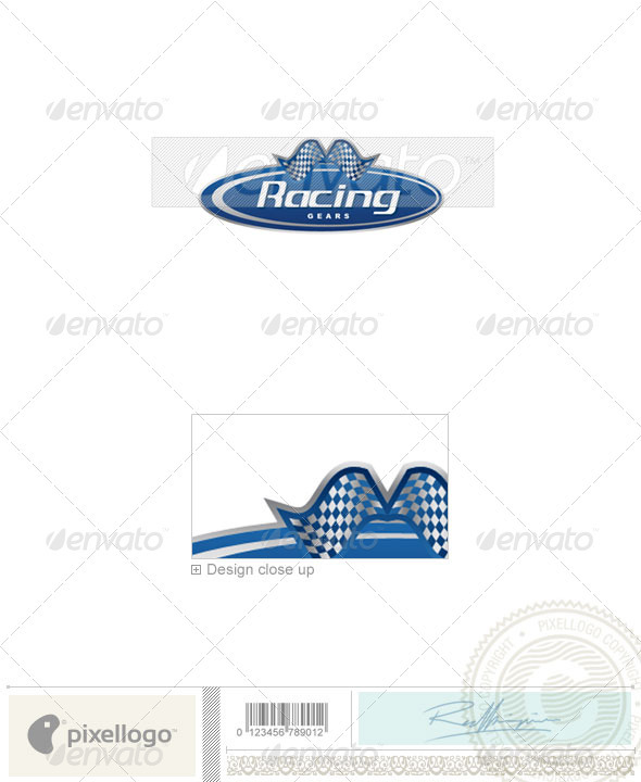 Activities & Leisure Logo - 1305 - Crests Logo Templates