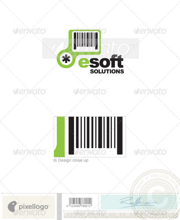 Business & Finance Logo - 231 - Objects Logo Templates