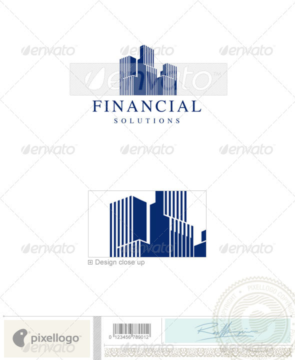 Home & Office Logo - 102 - Buildings Logo Templates