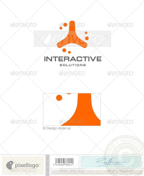 Business & Finance Logo - 29 - Vector Abstract
