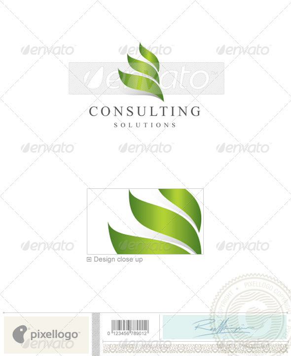 Nature & Animals Logo - 1527 - Nature Logo Templates
