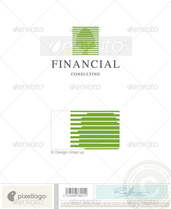 Business & Finance Logo - 135 - Nature Logo Templates