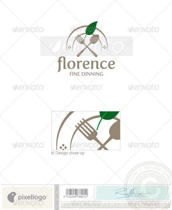Activities & Leisure Logo - 45 - Food Logo Templates