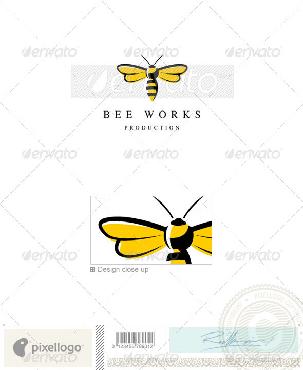 Nature & Animals Logo - 564 - Animals Logo Templates