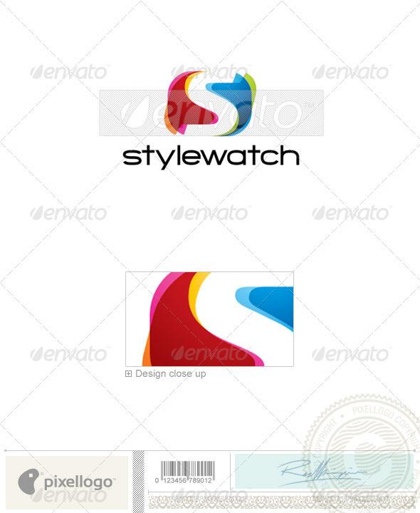 Print & Design Logo - 1902 - Letters Logo Templates