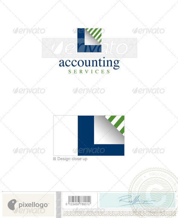 Business & Finance Logo - 1602 - Vector Abstract