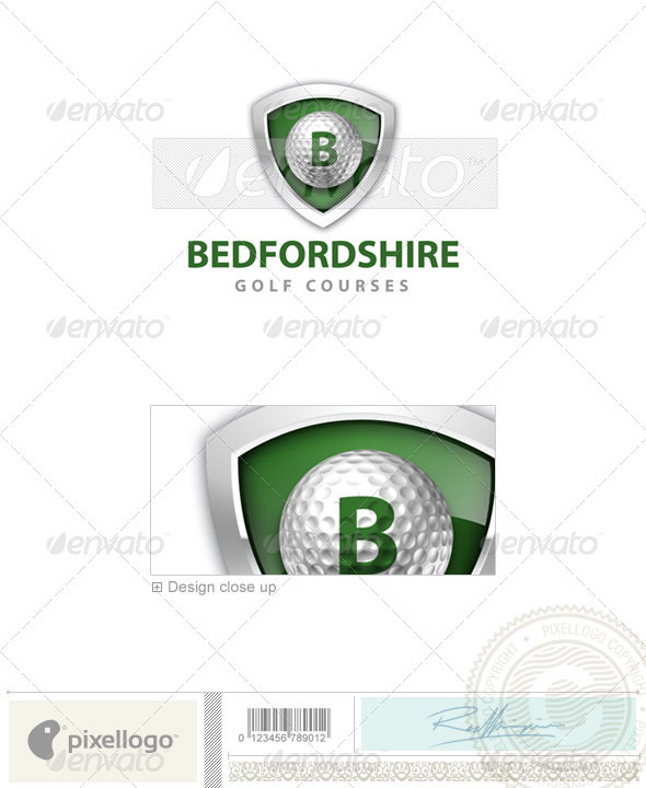 Activities & Leisure Logo - 3D-465 - 3d Abstract