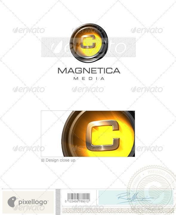 C Logo - 3D-238-C - Letters Logo Templates