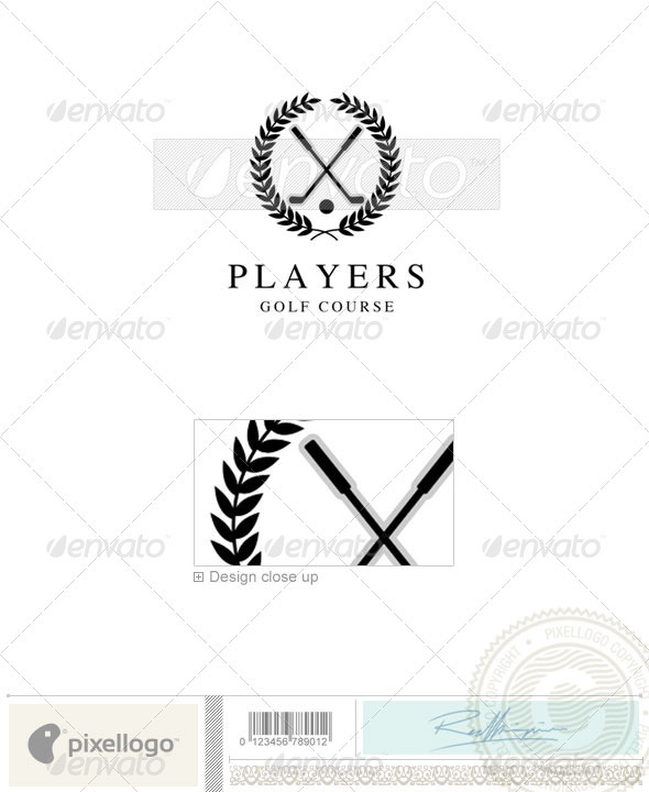 Activities & Leisure Logo - 375 - Objects Logo Templates