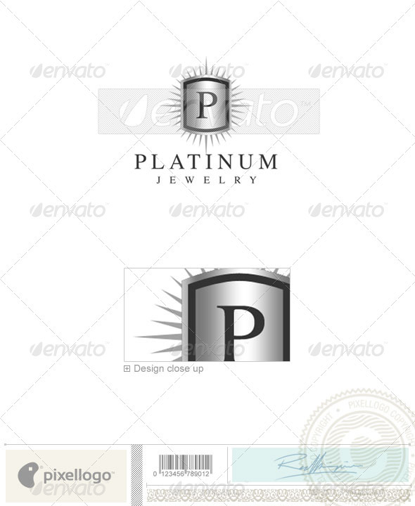 Business & Finance Logo - 19 - Crests Logo Templates