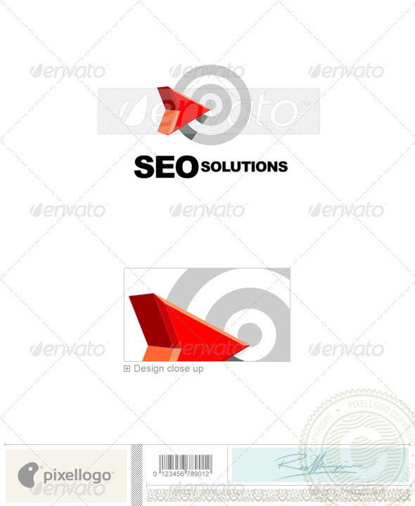 Business & Finance Logo - 92 - Objects Logo Templates