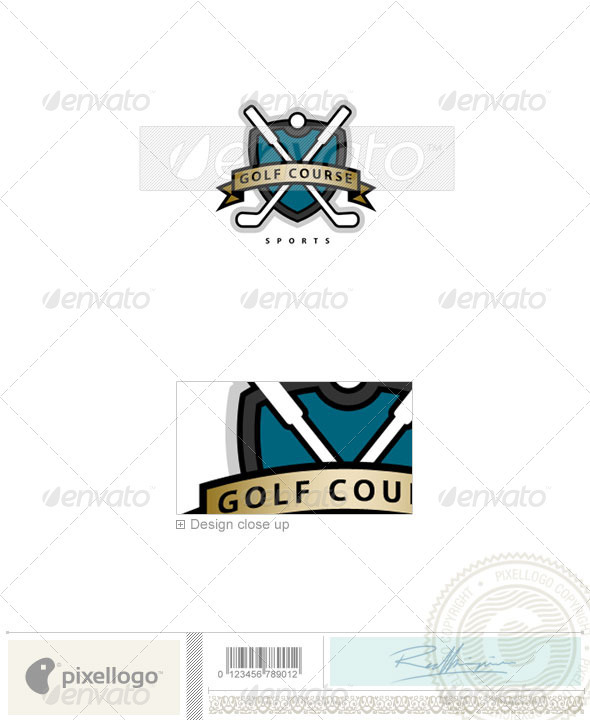 Activities & Leisure Logo - 590 - Objects Logo Templates