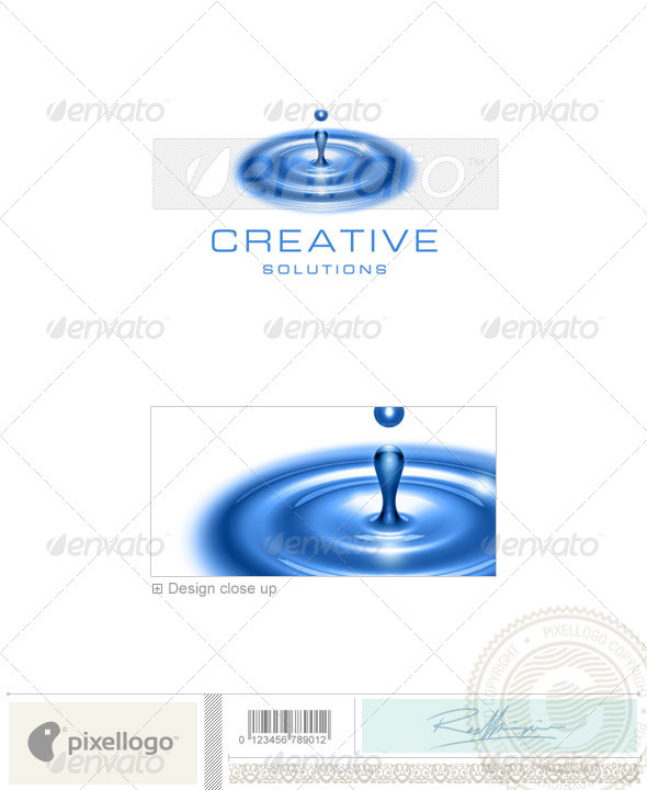 Nature & Animals Logo - 3D-266 - Nature Logo Templates