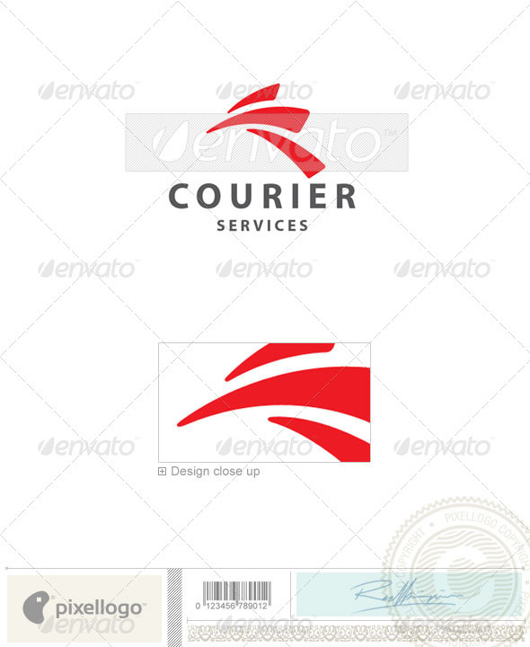 Transport Logo - 2005 - Vector Abstract