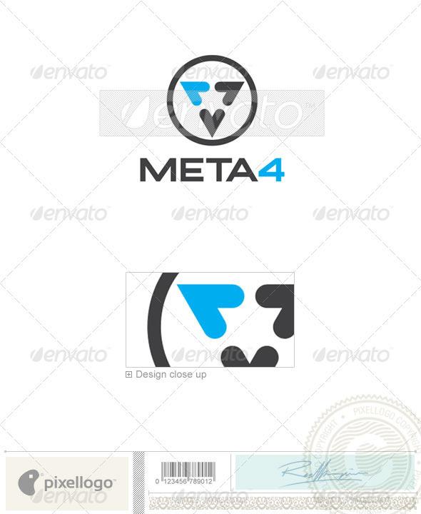 Technology Logo - 151 - Vector Abstract