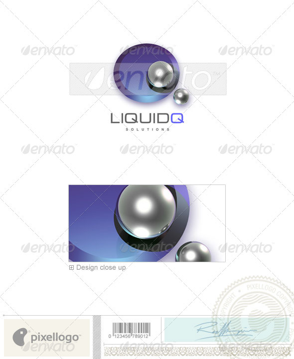 Print & Design Logo - 3D-101 - 3d Abstract