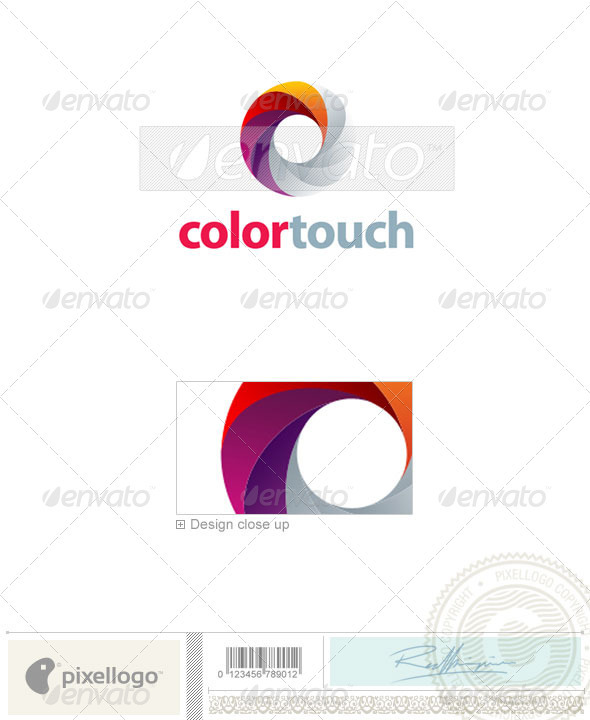 Activities & Leisure Logo - 1753 - Vector Abstract