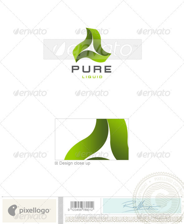 Business & Finance Logo - 1400 - Vector Abstract