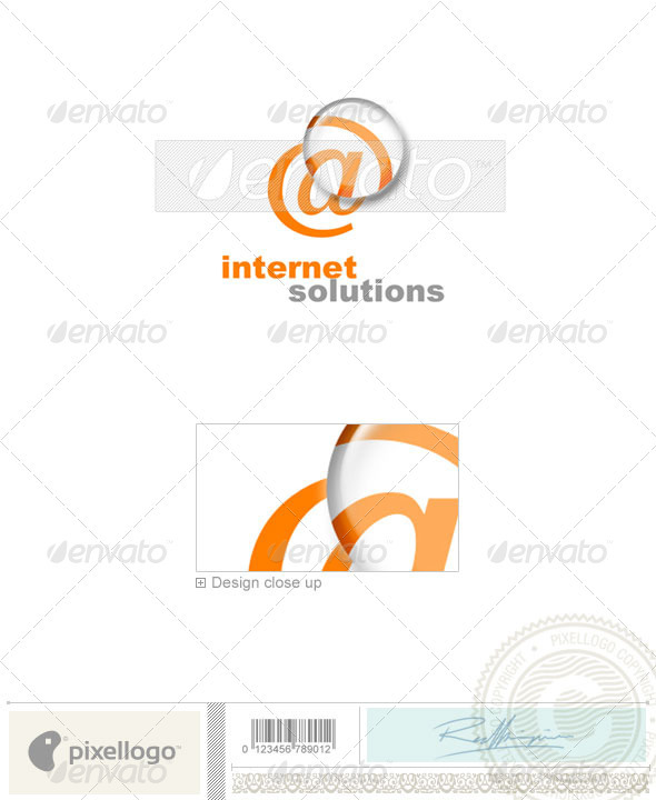 Technology Logo - 345 - Vector Abstract