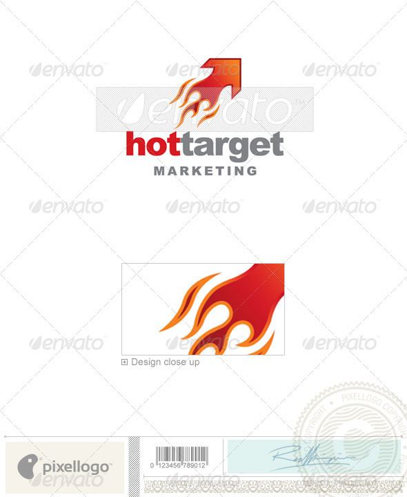 Business & Finance Logo - 1866 - Vector Abstract
