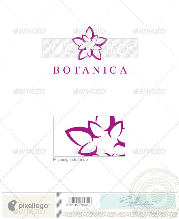 Nature & Animals Logo - 307 - Nature Logo Templates