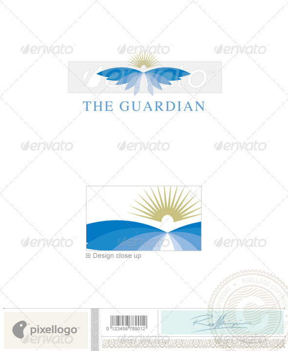 Business & Finance Logo - 2143 - Vector Abstract