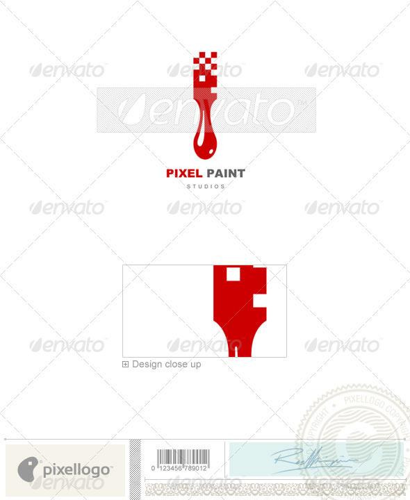 Print & Design Logo - 509 - Vector Abstract