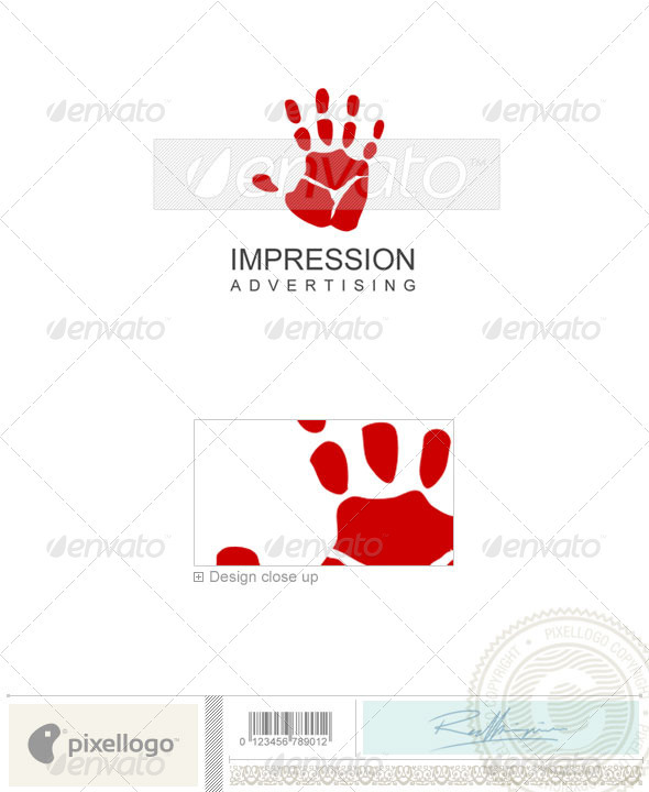 Business & Finance Logo - 1190 - Humans Logo Templates