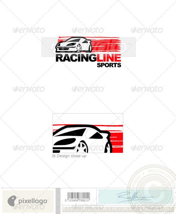 Transport Logo - 224 - Vector Abstract