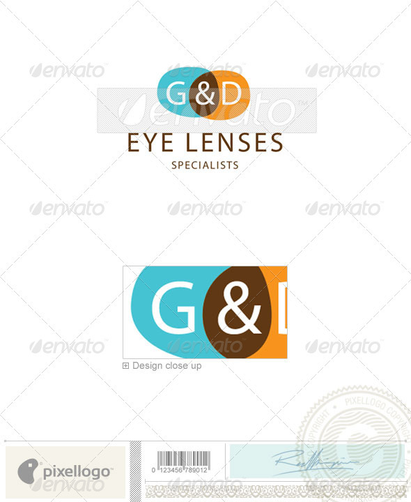 Industry & Science Logo - 2042 - Vector Abstract