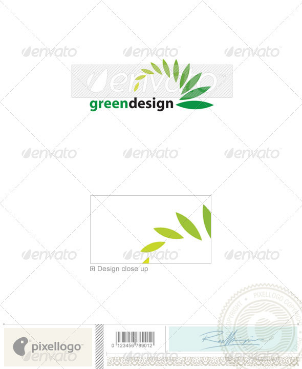 Nature & Animals Logo - 1999 - Nature Logo Templates