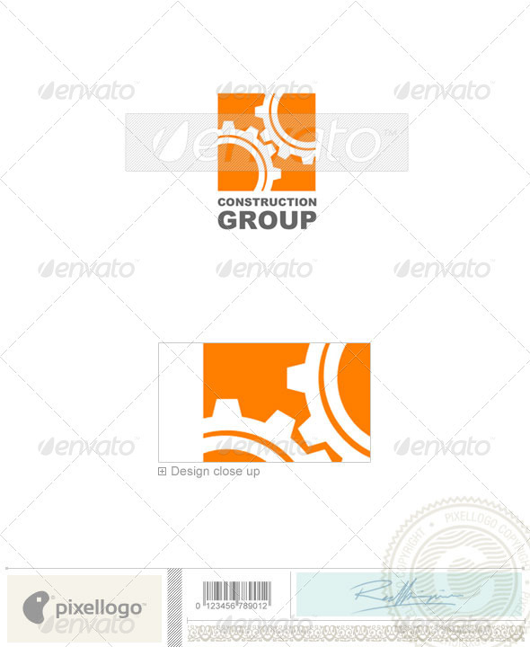 Home & Office Logo - 543 - Objects Logo Templates