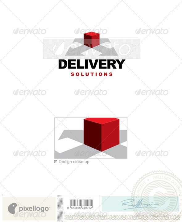 Transportation Logo - 94 - Vector Abstract