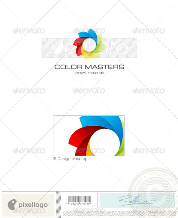 Activities & Leisure Logo - 1607 - Vector Abstract