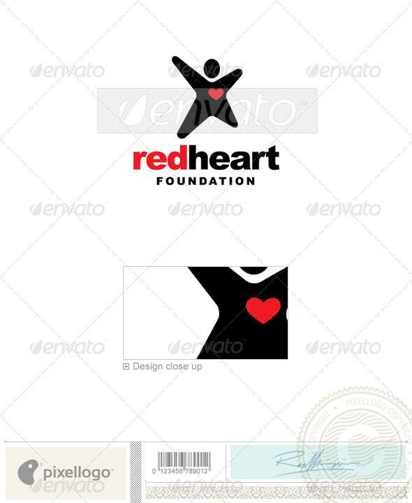 Business & Finance Logo - 2126 - Vector Abstract