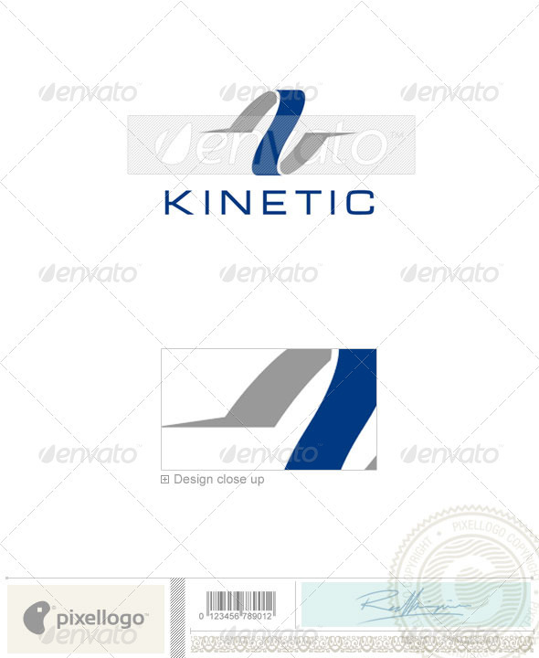 Business & Finance Logo - 308 - Vector Abstract