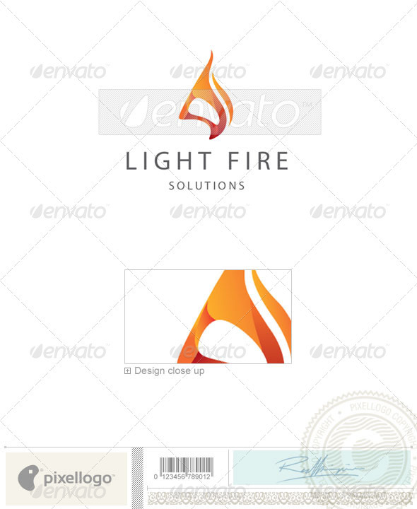 Industry & Science Logo - 2049 - Vector Abstract