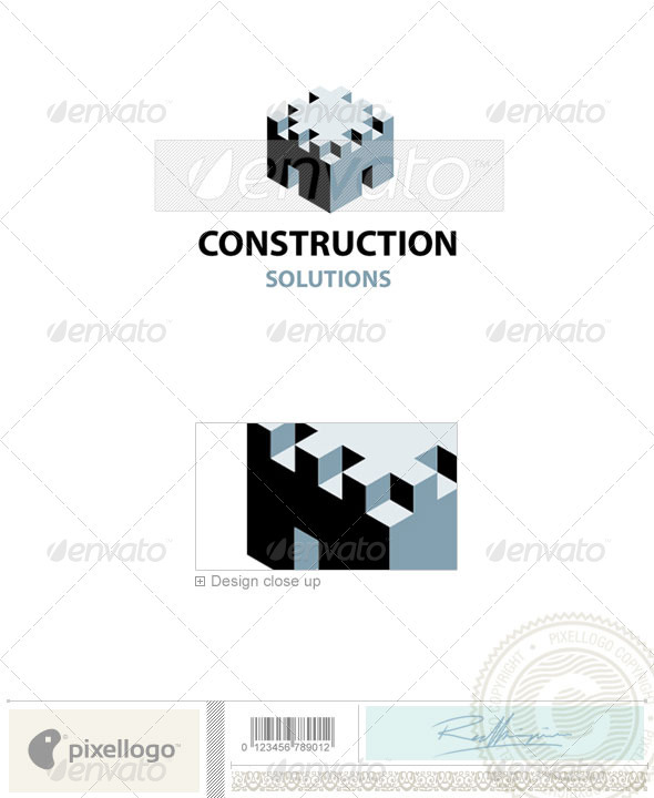 Home & Office Logo - 577 - Buildings Logo Templates