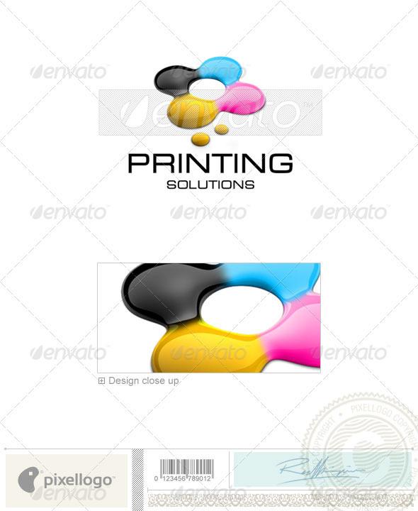 Print & Design Logo - 3D-317 - 3d Abstract