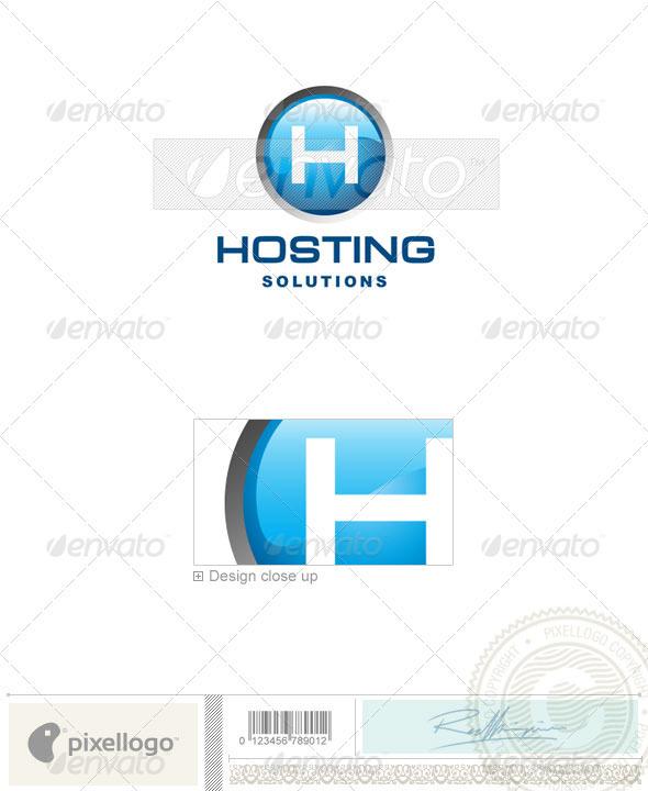 Technology Logo - 2 - Vector Abstract