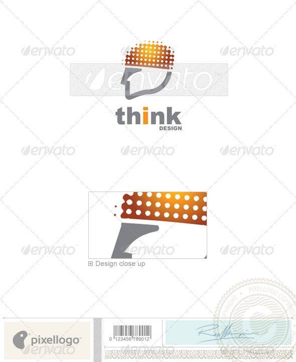 Industry & Science Logo - 1798 - Humans Logo Templates