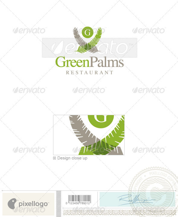 Activities & Leisure Logo - 1586 - Nature Logo Templates