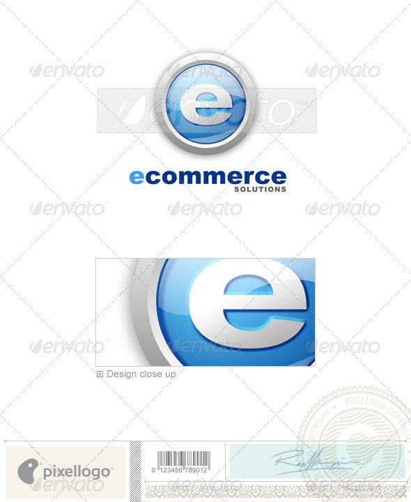 Business & Finance Logo - 3D-120 - 3d Abstract