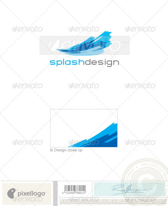 Print & Design Logo - 1550 - Vector Abstract