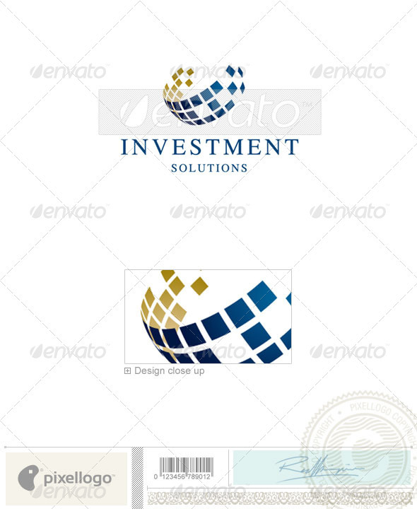 Business & Finance Logo - 2223 - Vector Abstract
