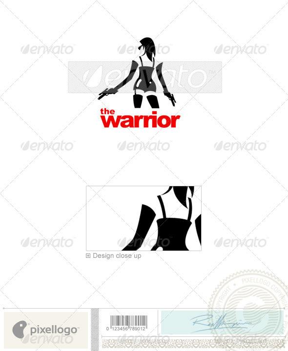 Activities & Leisurea Logo - 303 - Humans Logo Templates